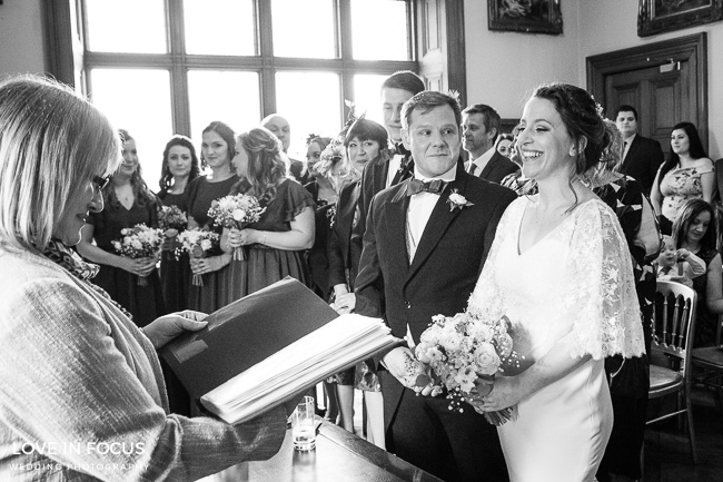 A foodie wedding with pretty, feminine styling at Orchardleigh House. Image credit Love In Focus, Bristol (16)