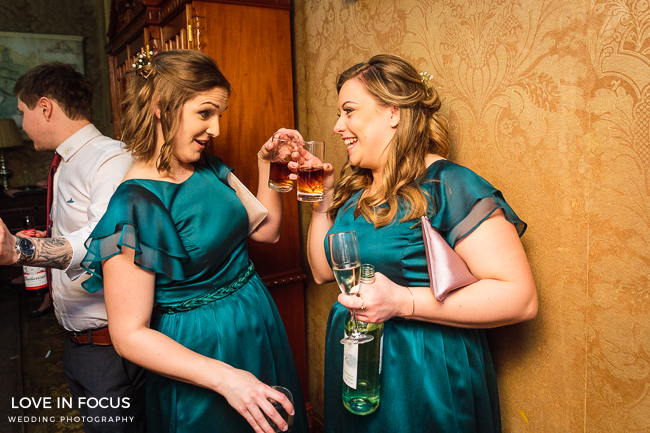 A foodie wedding with pretty, feminine styling at Orchardleigh House. Image credit Love In Focus, Bristol (5)