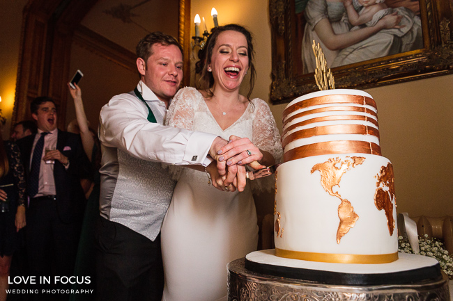A foodie wedding with pretty, feminine styling at Orchardleigh House. Image credit Love In Focus, Bristol (4)