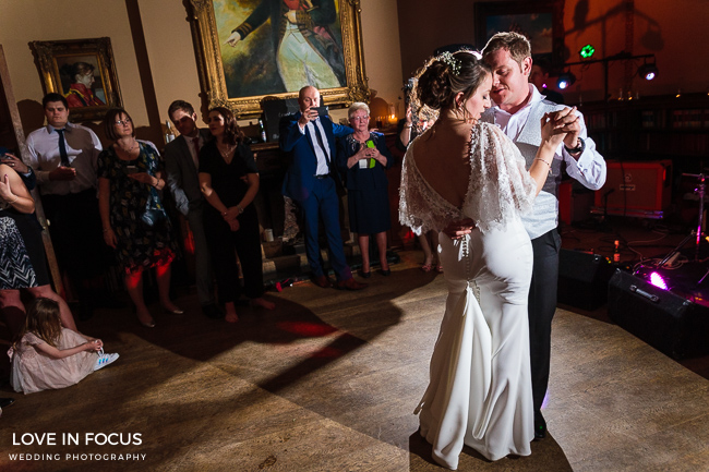 A foodie wedding with pretty, feminine styling at Orchardleigh House. Image credit Love In Focus, Bristol (2)