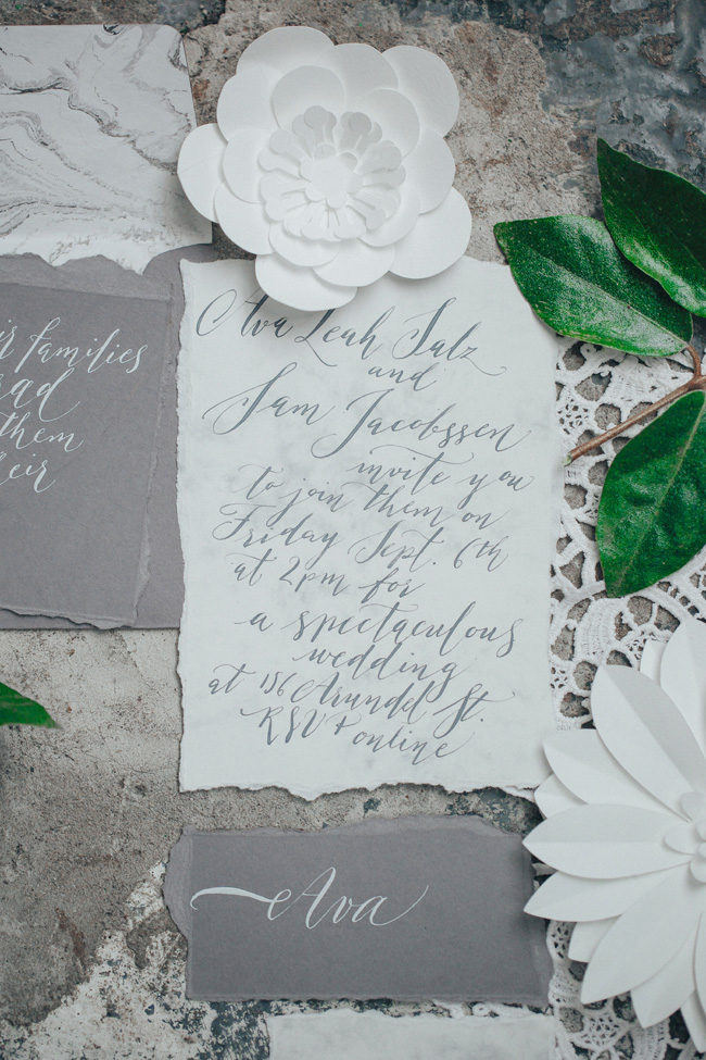 Deconstructing The Stuffy Old Dullness Of Wedding Invitation