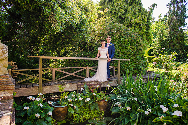 A beautiful picnic style English summer wedding with images by Amanda Forman Photography (14)
