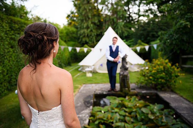 A beautiful picnic style English summer wedding with images by Amanda Forman Photography (29)