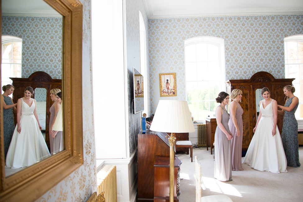 Beautiful styling touches for an elegant Bristol wedding. Image credit Martin Dabek Photography (9)