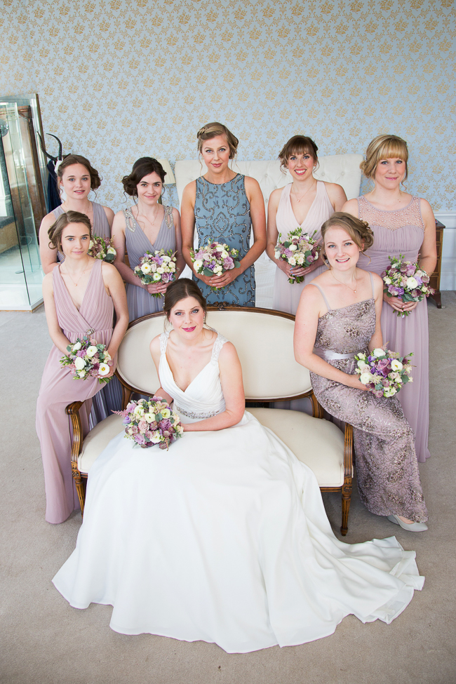Beautiful styling touches for an elegant Bristol wedding. Image credit Martin Dabek Photography (11)