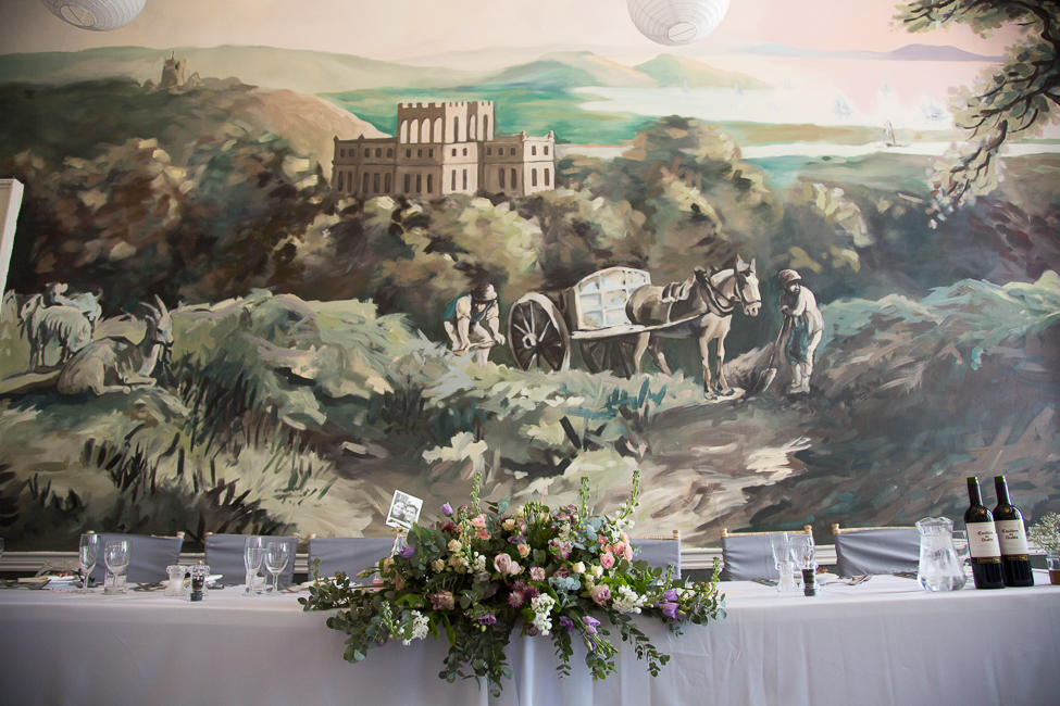 Beautiful styling touches for an elegant Bristol wedding. Image credit Martin Dabek Photography (27)