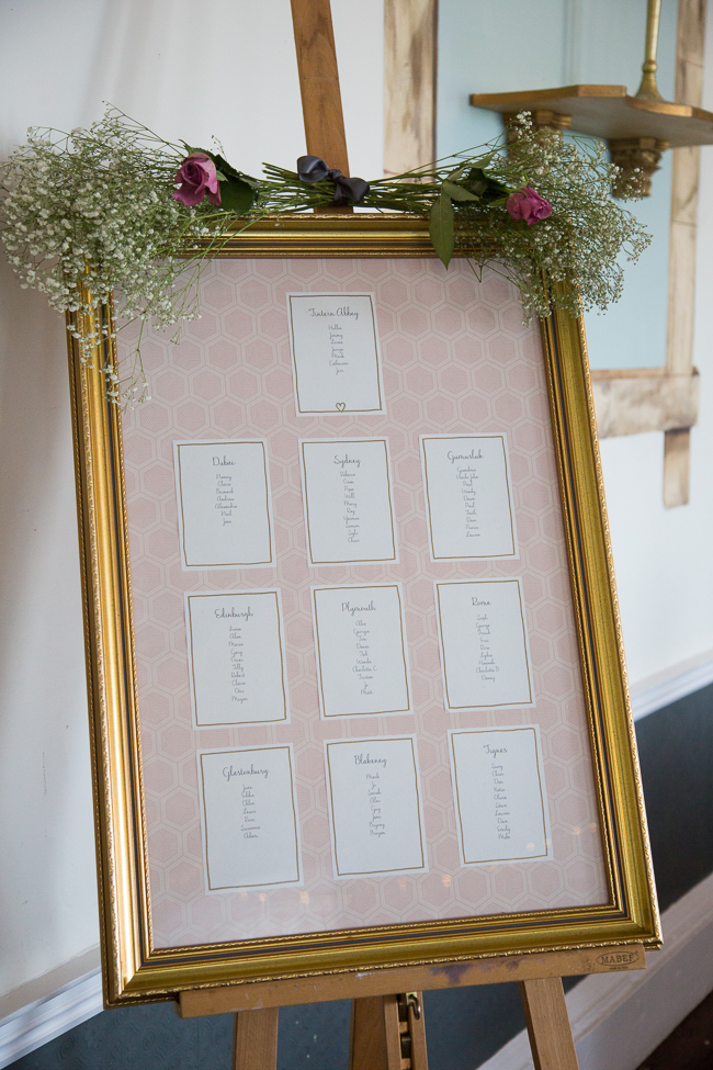 Beautiful styling touches for an elegant Bristol wedding. Image credit Martin Dabek Photography (28)