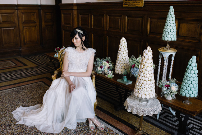 The Creative Boutique Wedding Fair, County Hall in Kingston 2018. Images by Sofia Plana (2)
