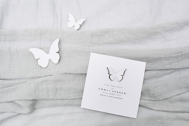 Woodland fairytale wedding with butterflies on the English Wedding Blog. Photo credit: Nina Pang (32)