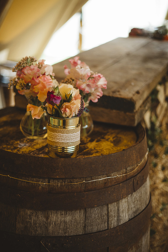 Tipis and sparkle with pretty summer florals for an Ashover wedding with Kindred Photography (10)