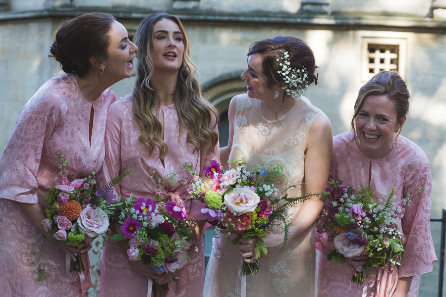Eclectic, individual and timeless wedding styling at Hackney Round Chapel with images by Sam Taylor Photography (14)