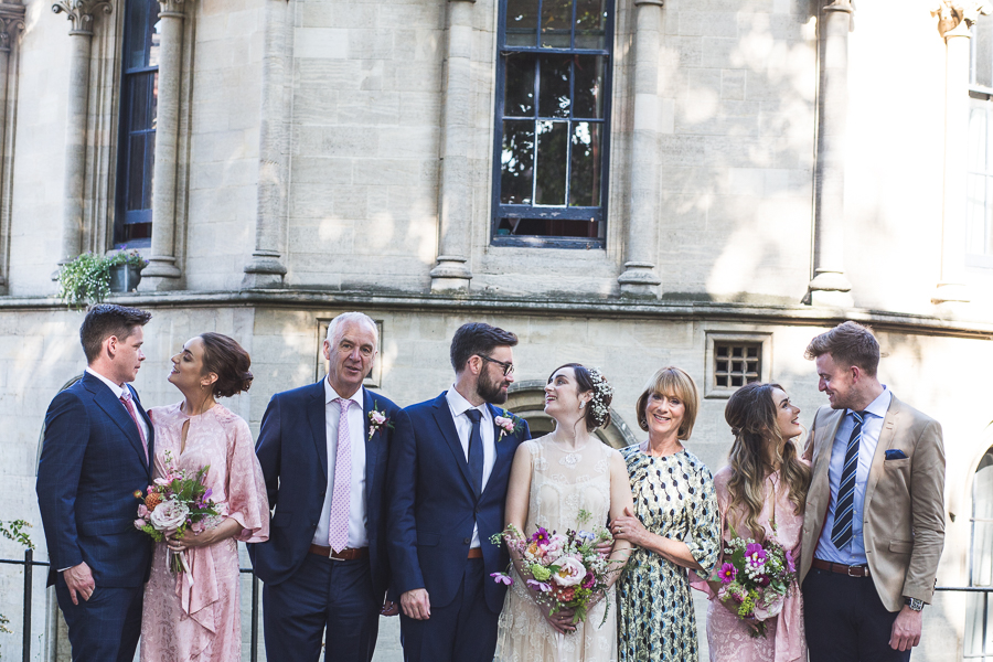 Eclectic, individual and timeless wedding styling at Hackney Round Chapel with images by Sam Taylor Photography (15)