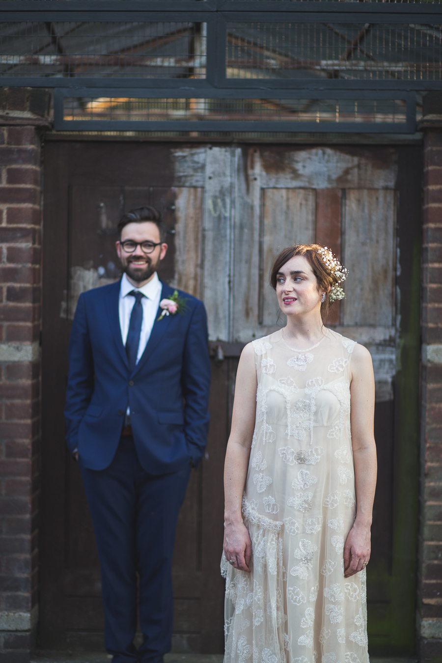 Eclectic, individual and timeless wedding styling at Hackney Round Chapel with images by Sam Taylor Photography (25)