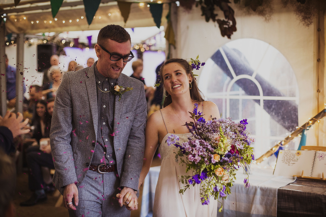 Eclectic details for a homemade wedding near Bath, with Heather Birnie Photography (19)