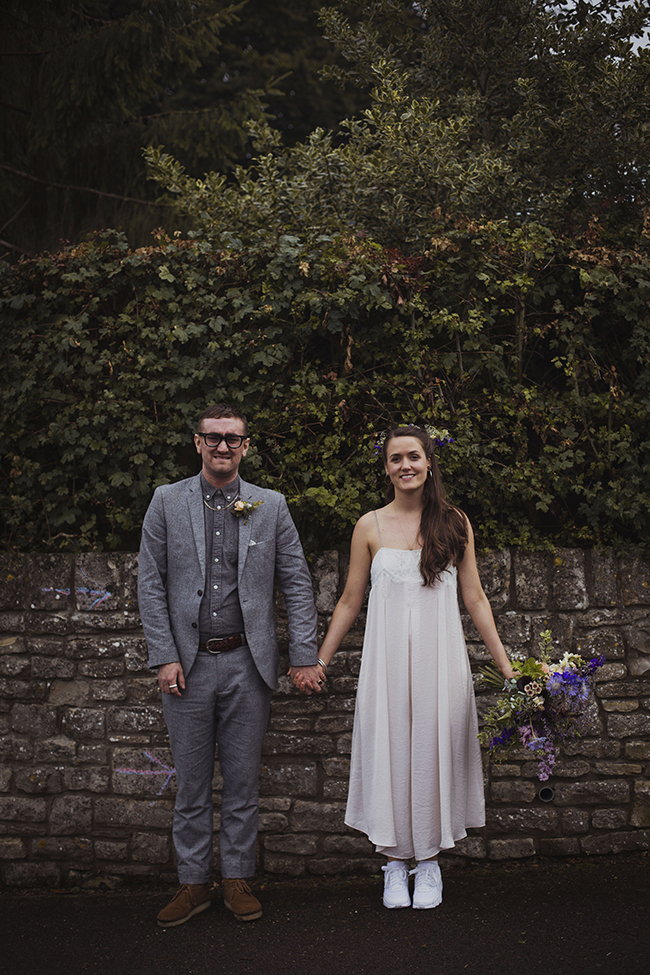 Eclectic details for a homemade wedding near Bath, with Heather Birnie Photography (26)