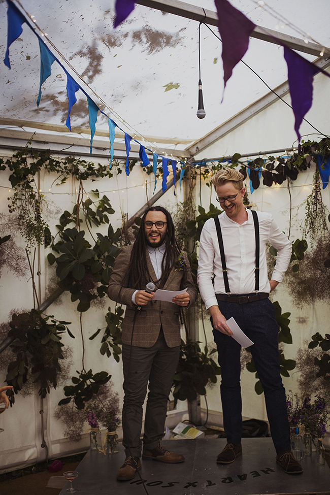Eclectic details for a homemade wedding near Bath, with Heather Birnie Photography (30)