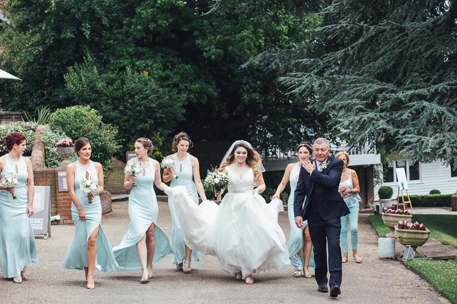 Elegant Kent wedding at Rowhill Grange with The Struths (21)