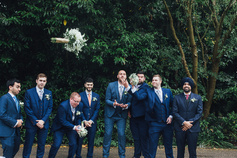 Elegant Kent wedding at Rowhill Grange with The Struths (12)