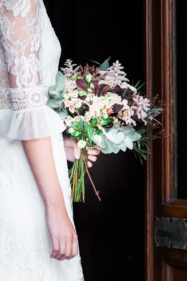 Boho floral wedding editorial, photography by Jenny Heyworth for Aspire Photography Training (32)