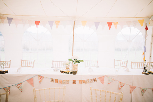 Pretty signage and a subtle Game of Thrones theme for Rosie and Allan's Canterbury wedding. Lucie Watson Photography (9)