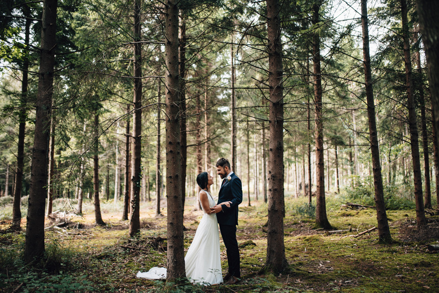 Alternative, eclectic, beautifully relaxed wedding by Inbetween Days Photography (22)