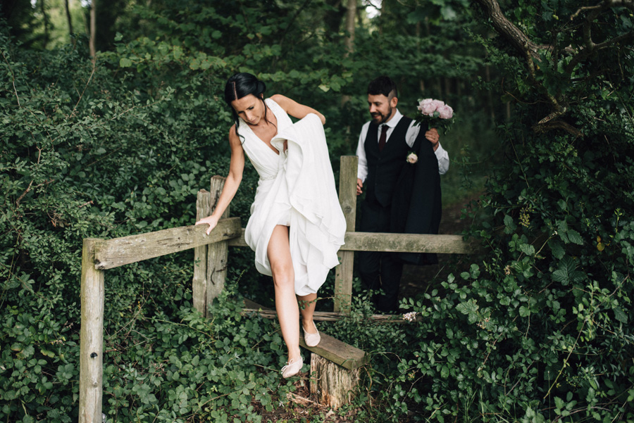 Alternative, eclectic, beautifully relaxed wedding by Inbetween Days Photography (23)