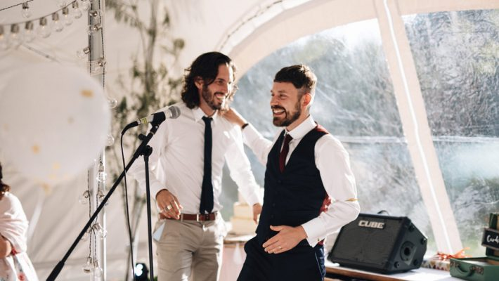 Alternative, eclectic, beautifully relaxed wedding by Inbetween Days Photography (27)