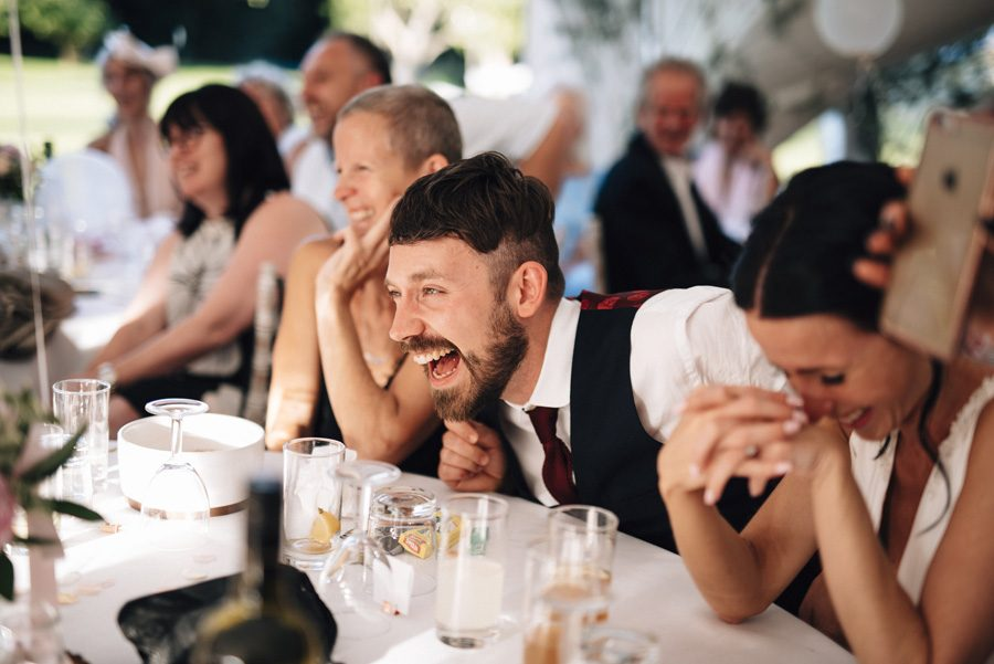 Alternative, eclectic, beautifully relaxed wedding by Inbetween Days Photography (29)