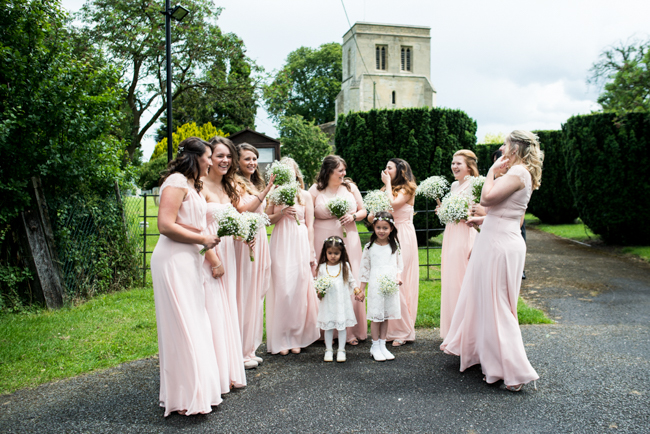 Gorgeous summer florals for a Pendley Manor wedding with Nicola Norton Photography (9)
