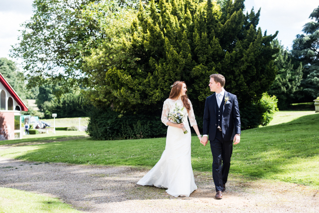 Gorgeous summer florals for a Pendley Manor wedding with Nicola Norton Photography (29)