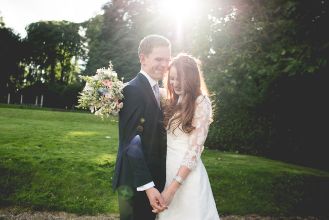Gorgeous summer florals for a Pendley Manor wedding with Nicola Norton Photography (34)