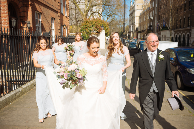 Gorgeous Scottish wedding ideas from London's Caledonian Club, with Ben Pipe Photography (10)