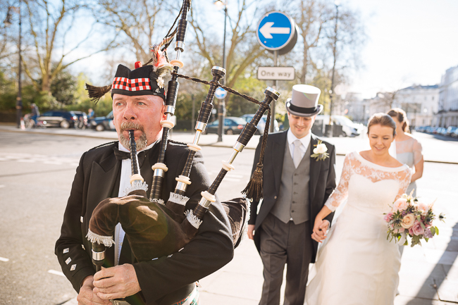 Gorgeous Scottish wedding ideas from London's Caledonian Club, with Ben Pipe Photography (22)