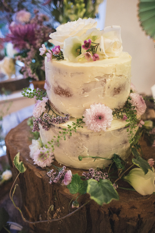 The prettiest cake for a DIY wedding in Lancashire with Robbie Venn Photography (18)