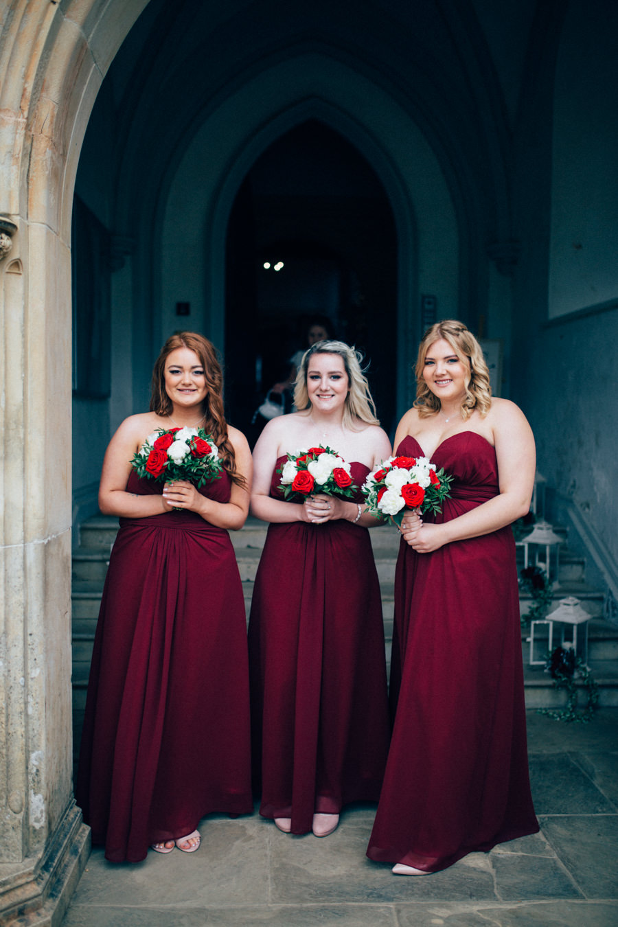 A stunning wedding in Hastings with a gorgeous redhead bride, images by Nikki van der Molen (18)