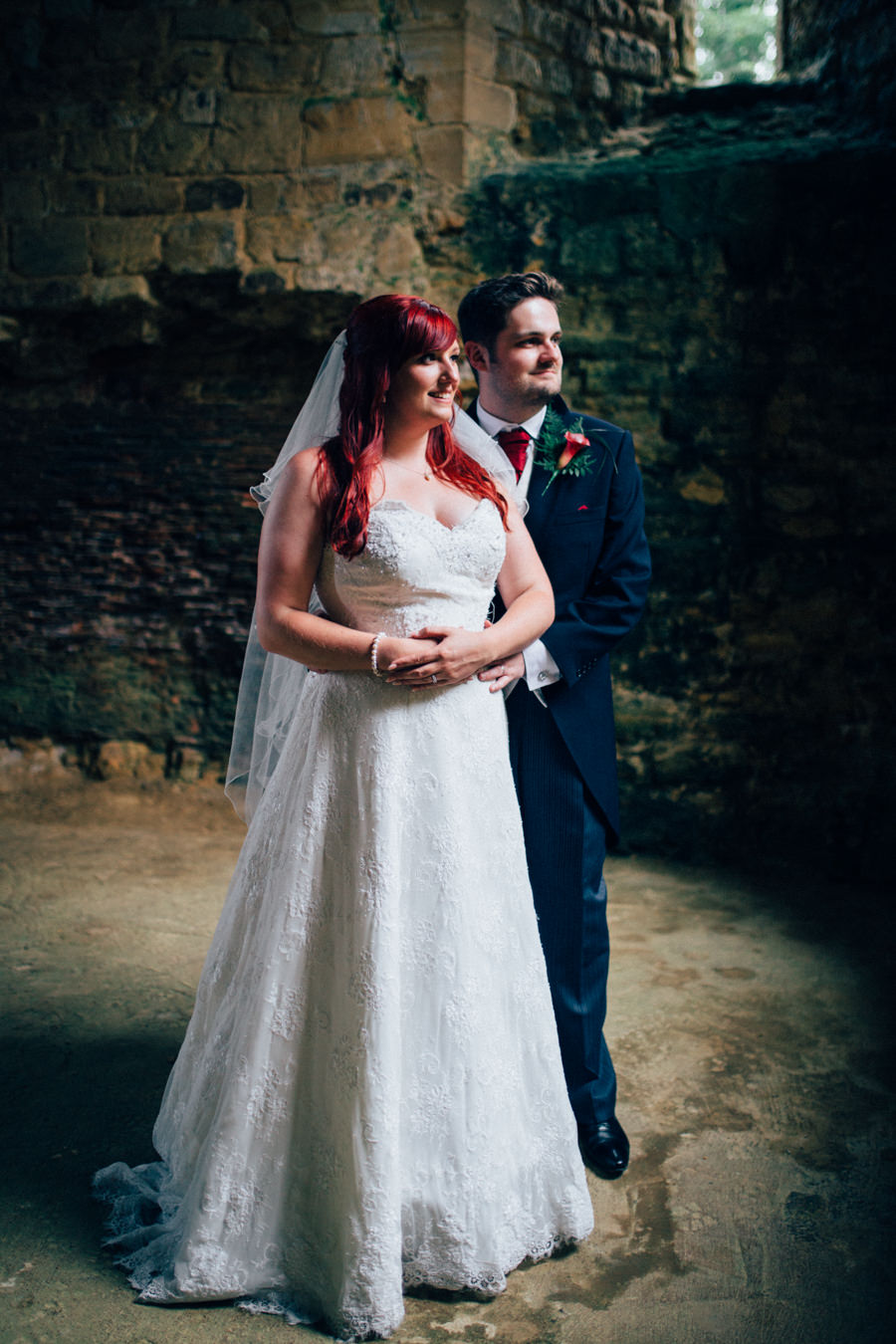 A stunning wedding in Hastings with a gorgeous redhead bride, images by Nikki van der Molen (33)