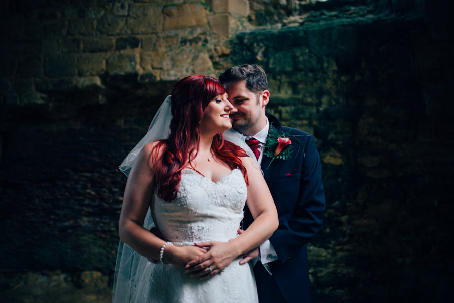 A stunning wedding in Hastings with a gorgeous redhead bride, images by Nikki van der Molen (34)