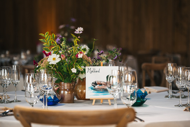 Pretty English barn wedding blog with Penny Young Photography (5)