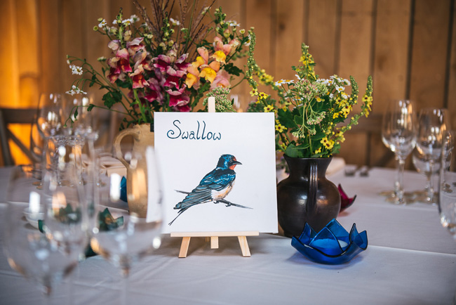 Pretty English barn wedding blog with Penny Young Photography (7)
