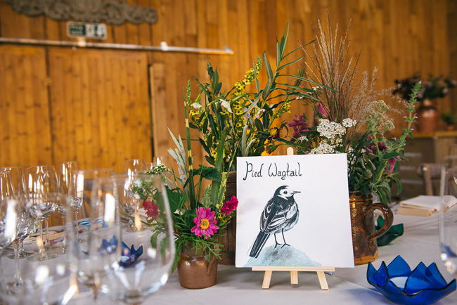 Pretty English barn wedding blog with Penny Young Photography (8)