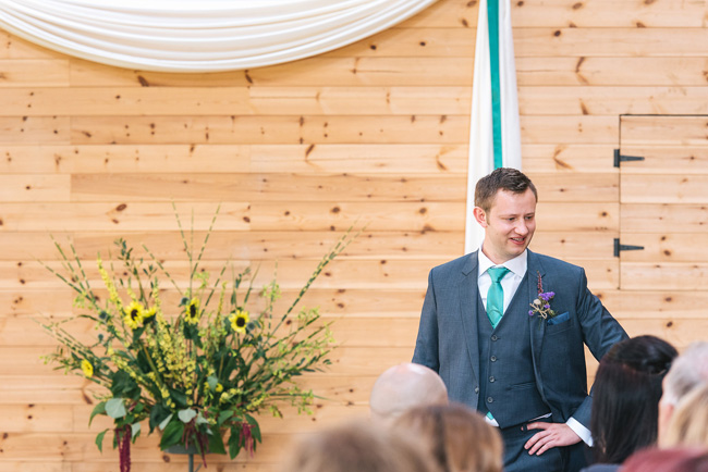 Pretty English barn wedding blog with Penny Young Photography (14)