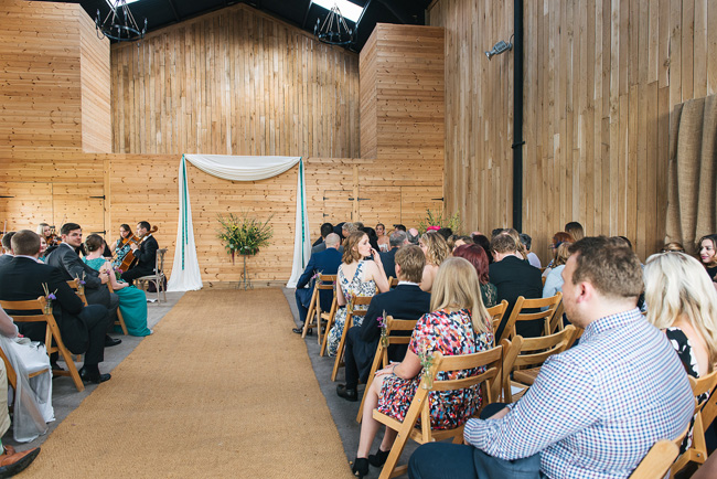 Pretty English barn wedding blog with Penny Young Photography (18)
