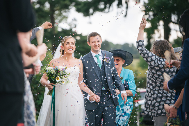 Pretty English barn wedding blog with Penny Young Photography (23)
