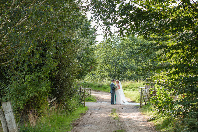 Pretty English barn wedding blog with Penny Young Photography (28)