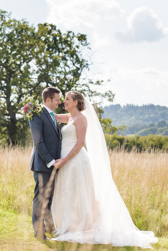 Pretty English barn wedding blog with Penny Young Photography (31)