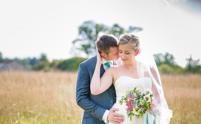 Pretty English barn wedding blog with Penny Young Photography (32)