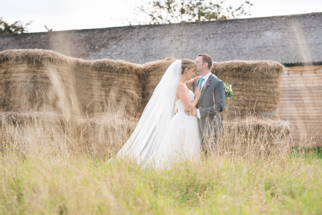 Pretty English barn wedding blog with Penny Young Photography (34)