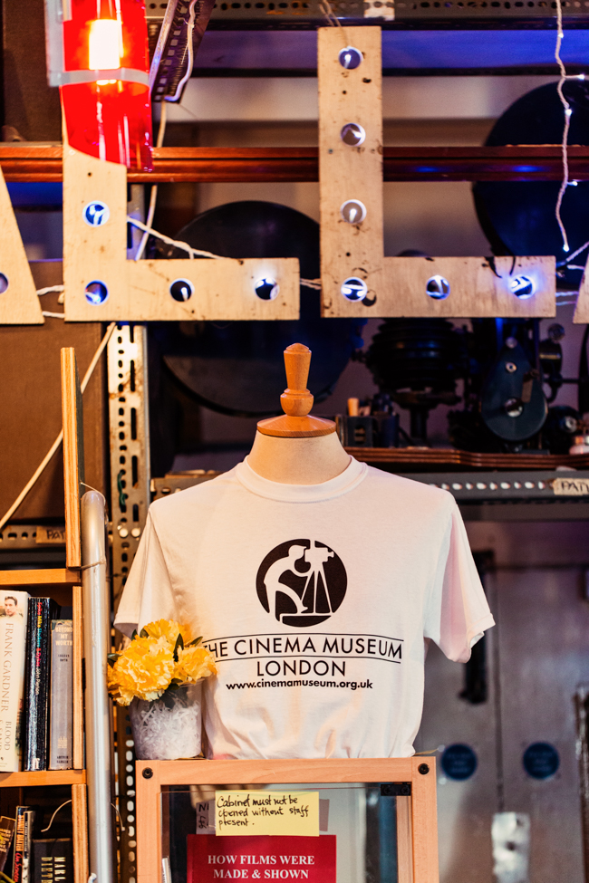 The Cinema Museum wedding venue in London with Camilla Lucinda Photography (3)