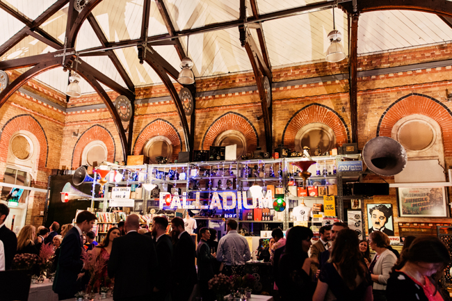 The Cinema Museum wedding venue in London with Camilla Lucinda Photography (33)