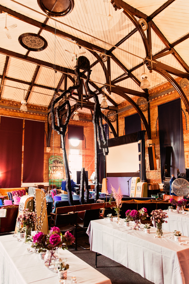 The Cinema Museum wedding venue in London with Camilla Lucinda Photography (4)